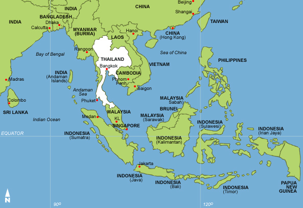 se asia Southeast asia is a collection of related but dissimilar states squeezed between  the indian ocean and the pacific ocean the area has long been a favorite.